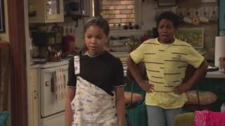 "Raven's Home ""Big Trouble in Little Apartment"" Clip: Nia's Bra"