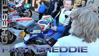 Freddie Spencer at Cheste 2104  [HD]