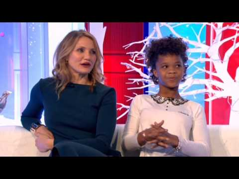 Annie Cameron Diaz BBC The One Show 2014