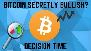 BITCOIN SECRETLY BULLISH?! Bitcoin Can Hit $9,000 If This Happens!