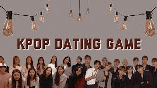 Kpop Dating Game - Basic