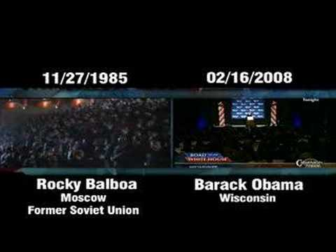 More Evidence of Barack Obama Speech Plagiarism - Stand for