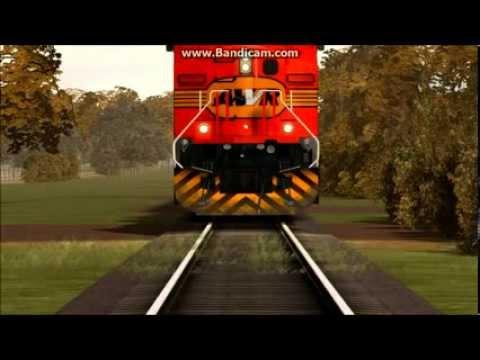 csx runaway train games
