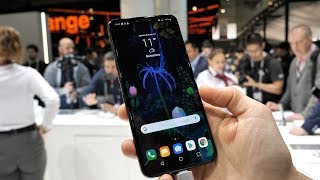 LG V50 ThinQ 5G Hands-on Review