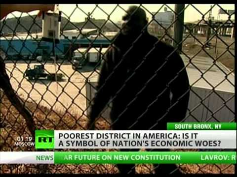 Welcome to the South Bronx -- poorest U.S. district