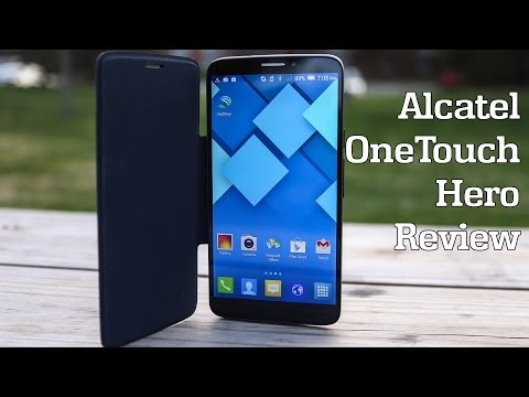 Alcatel OneTouch Hero Review