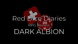 RPG Review - Dark Albion: The Rose War