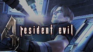 Resident Evil 4 HD All Cutscenes Movie PS4 PRO