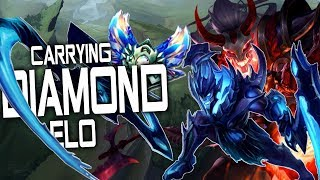 HOW TO STOMP DIAMOND?! - [Best Moments] - Best Draven World - Vincent´s Draven