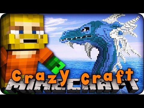 Minecraft Mods - CRAZY CRAFT 2.0 - Ep # 87 'AQUAMAN!' (Superhero Mod)