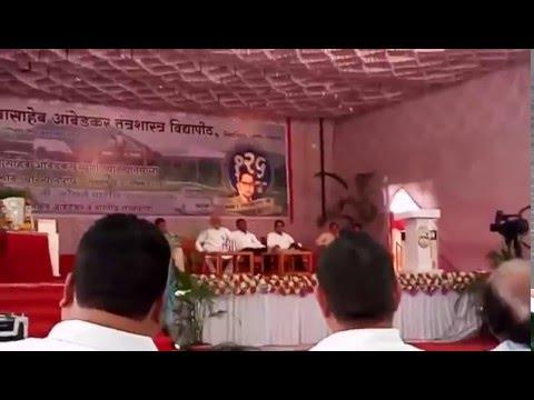speech against modi rss bjp hindu brahmans indian soldiers by kolse patil at BATU lonere partIII