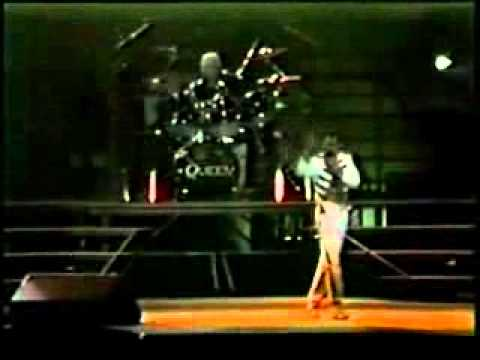 Queen-Radio Ga Ga Live In Vienna 1986