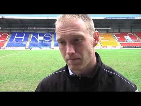 Post match interviews v Motherwell - Steven Anderson and Mehdi Abeid