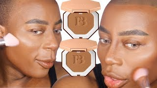 NEW FENTY BEAUTY BRONZERS!!! IM DONE WITH FENTY FOREVA SIS!