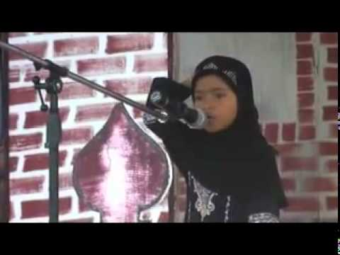 Pidato Ustazah Budak Ajaib (Transkrip & Terjemahan)