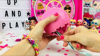 UNBOXING LOL SURPRISE CONFETTI POP SERIES 3  BIG S