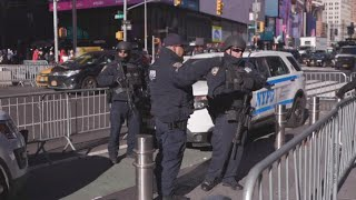 How New York City is Beefing Up Times Square Security for New Year's Eve