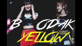 Seulgi & Wendy // Bodak Yellow