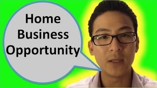 The Best Home Business Opportunities - Watch Here...