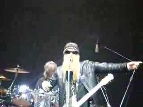 ZZ TOP Billy Gibbons Talks in Knoxville TN June 3 2008