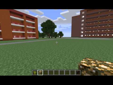 Mettenhof 3D Minecraft part 3