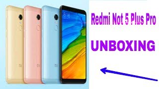 Redmi Note 5 Pro Unboxing - Redmi Not 5 Pro Full Review .