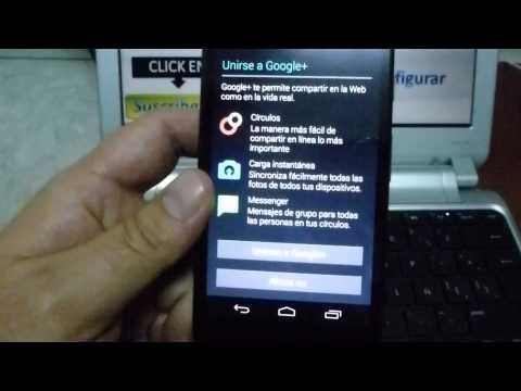 como descargar aplicaciones para Motorola Moto G XT1032 En Español YouTube Full HD