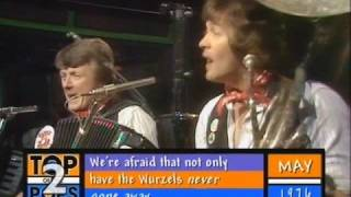 Watch Wurzels Combine Harvester video