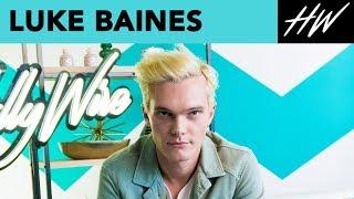 Shadowhunters Luke Baines Talks Season 3! | Hollywire