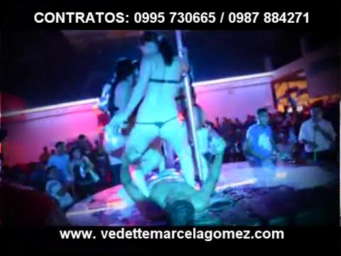VEDETTE MARCELA GOMEZ
