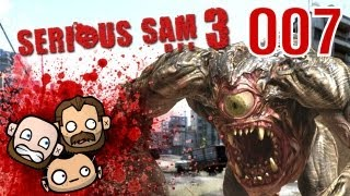 LPT: Serious Sam 3 #007 - Der Fluch der Sphinx [720p] [deutsch]
