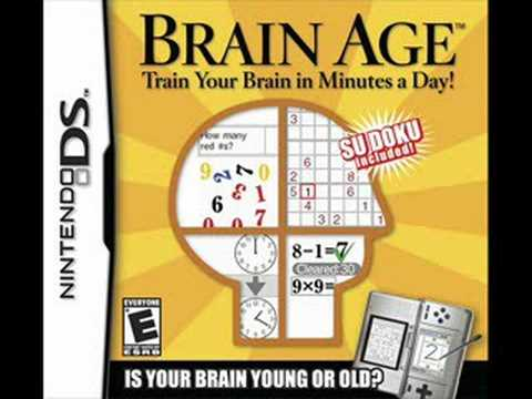 SSBB OST - Brain Age: Train Your Brain in Minutes a Day
