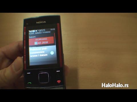Nokia  X3-00 dekodiranje pomoću koda