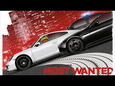 Need for Speed Most Wanted (Wii U)    LowRez HD   Review   deutsch