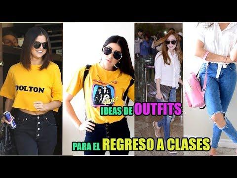 IDEAS de OUTFITS INSPIRADO en CELEBRIDADES | Selena Gomez- Jessica Jung y más thumbnail