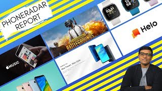 New PUBG Beta Update, Galaxy A20, Fitbit & Snap Bitmoji Clock Face, Ban Helo App & More