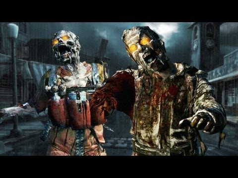 ZOMBIE TOWN (Call of Duty: Black Ops 2 Zombies)