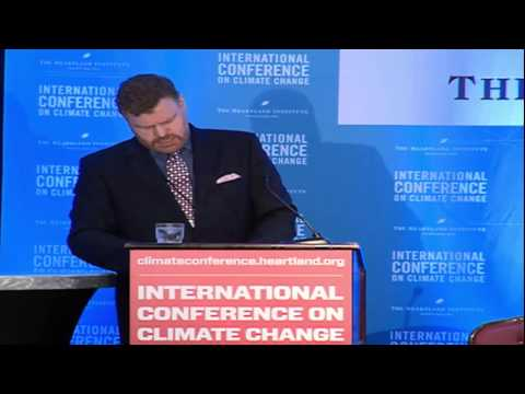 Mark Steyn - The Fraudulent Hockey Stick - 10th ICCC