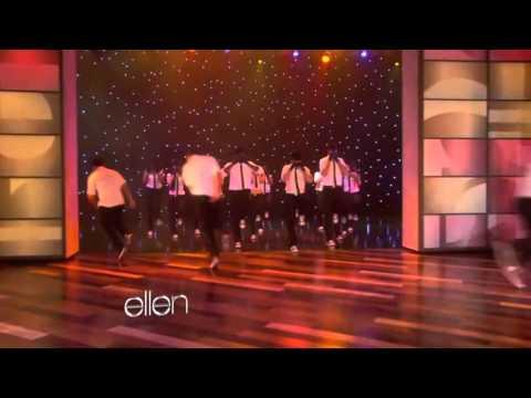 Ellen -- Step Up Revolution! video