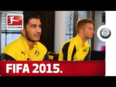 FIFA15 Club-Ranking with Reus, Sahin, Gündogan, Amini