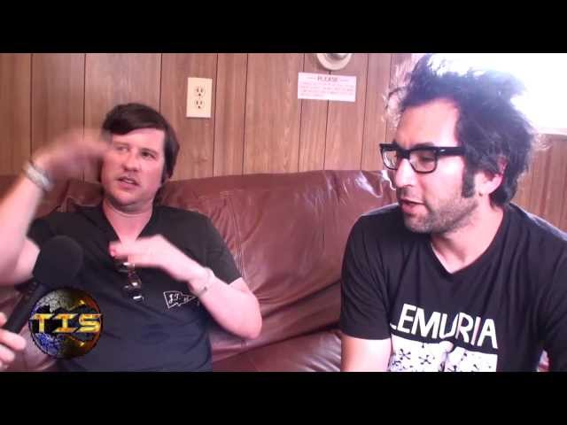Motion City Soundtrack Talk Aliens, Psychedelics, Weed, NSA Spying, Time Travel & more w/TISTV