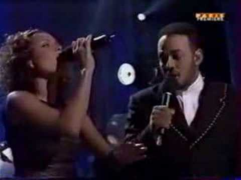 Tamia & James Ingram  How Do You Keep The Music Playing