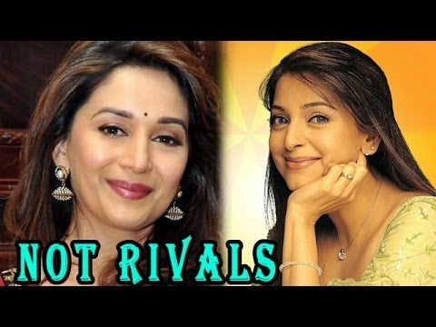 Gulaab Gang | Madhuri Dixit : Juhi Chawla and I are not rivals