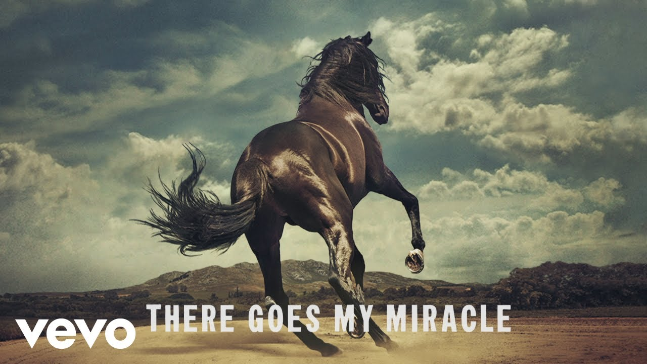 "Bruce Springsteen - ""There Goes My Miracle""のLyric Videoを公開 5年ぶりとなる新譜「Western Stars」2019年6月14日発売予定 thm Music info Clip"