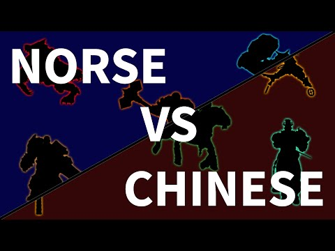 Smite Pantheon Rap Battles: Norse vs Chinese