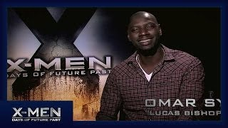 X-men : days of future past - featurette omar sy [officielle] vf hd