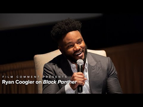 Ryan Coogler   Black Panther Q&A   Presented By Film Comment