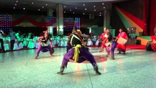 Ghana Dance Company performs @ 10th National Tourism Awards