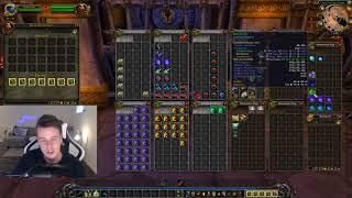WoW: Stockpiling items for BFA