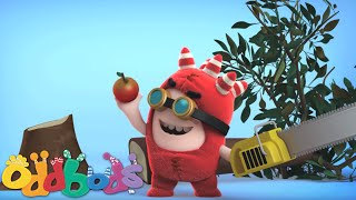 Oddbods | Fuse and the Apple